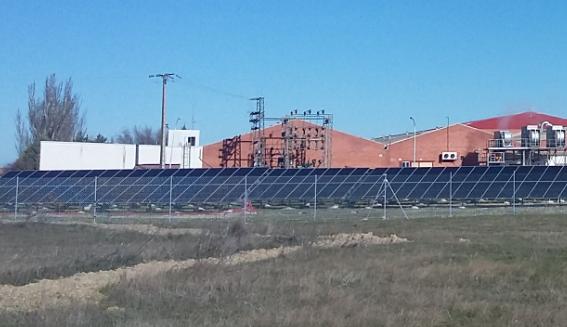 Instalación de autoconsumo de 300 kW en industria agroalimentaria Valladolid