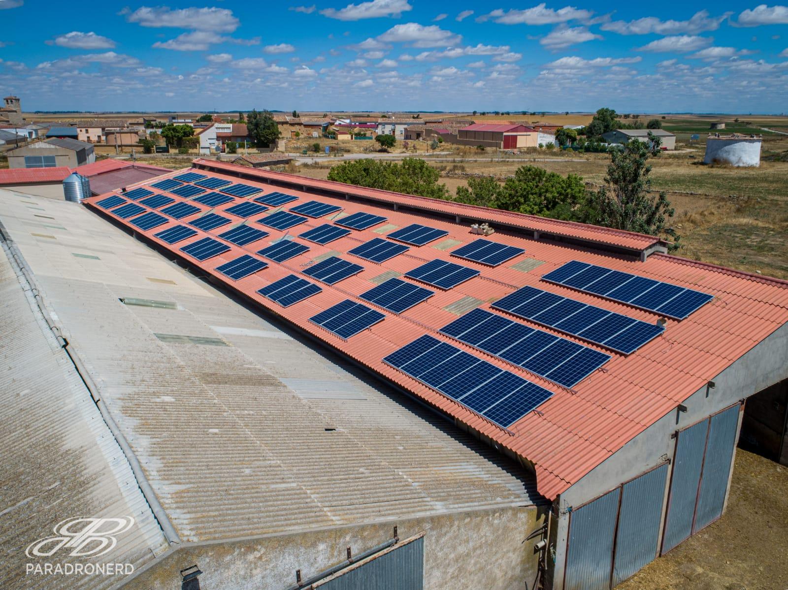 instalación fotovoltaica autoconsumo palencia