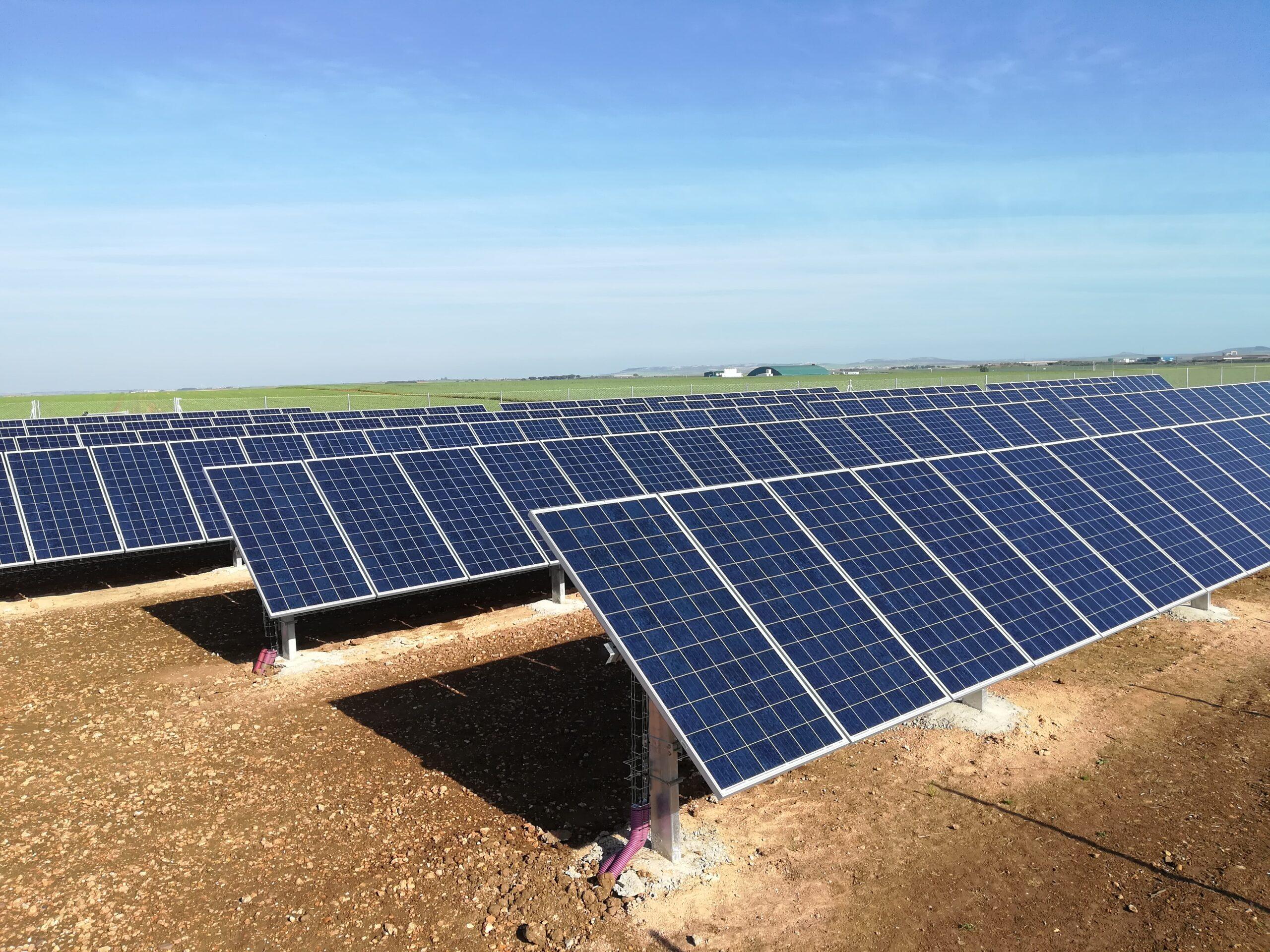 instalación fotovoltaica autoconsumo regadío valladolid